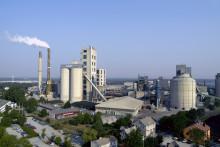 Fred Grönwall blir ny fabrikschef på Cementa i Slite
