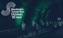 Red Bull Sweden AB ansluter som partner till Stockholm Tunnel Run Citybanan 2017