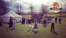 May Day fun to be had at Beamish this weekend