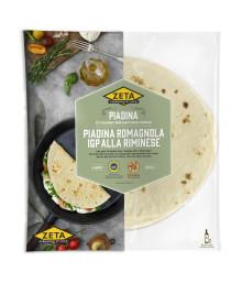 Zeta lanserar Piadina – en modern italiensk klassiker