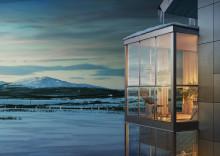 Riksbyggen planerar för 250 nya bostadsrätter i Malmfälten