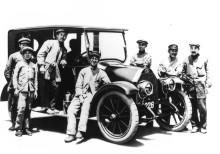 100 Jahre Automobilbau bei Mitsubishi