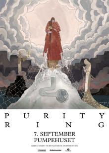 Electropop duoen Purity Ring gæster Pumpehuset til september.