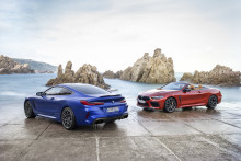 Här är BMW M8:s nya modellkvartett