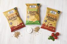 Våra nyttiga chips blir ekologiska!
