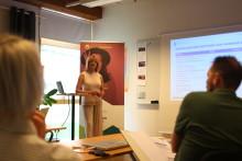Företagsfabriken bygger strategier för internationalisering med entreprenörer i samarbete med Business Sweden