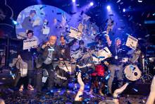 JYSK fejrede medarbejderne med priser og god musik
