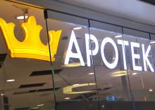 Kronans Apotek öppnar nytt i Brunna Park handelsområde, Kungsängen