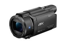 Immortalisez les plus précieux moments de la vie avec la nouvelle gamme de caméscopes Handycam® 4K de Sony