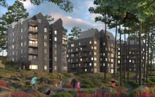 Uthyrningsstart för Familjebostäder i Nya Hovås