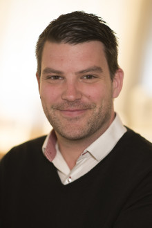 Joel Lundahl ny säljare SMC Pneumatics Växjö