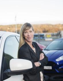 Försäljningsras av begagnade bilar under 2019