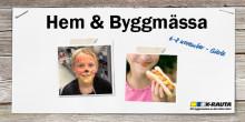 Hem & Byggmässa i Gävle, 6-8 november