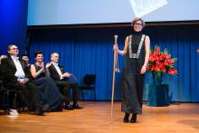 Birgitta Bergvall-Kåreborn installerad som rektor