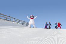 Mer äventyr för barn och unga bland SkiStars vinternyheter
