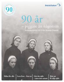Bräcke diakonis årsredovisning 2013