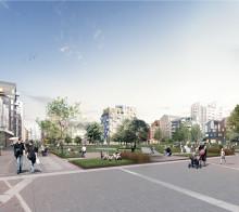 Backaplan i förvandling – en helt ny stadsdel