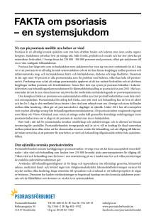 Psoriasis_systemsjukdom - faktablad