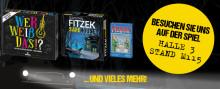 SPIEL Essen 2017 - unsere Spiele-Neuheiten im Herbst