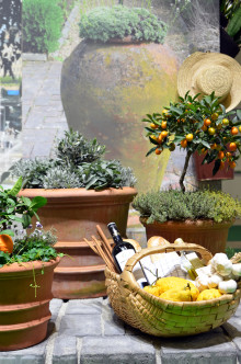 Örtagård - enkelt stilfullt nyttigt och glädjerikt