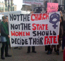 RFSU: Nordirlands hårda abortlagstiftning strider mot mänskliga rättigheter