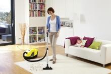 Kärcher lanserer allergivennlig støvsuger som gir rene gulv og frisk luft