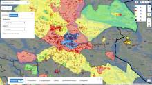 Värderingsdata lanserar förbättrad kartfunktionalitet i VD Pro!