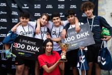 Næstved-drenge vinder guld ved GAME Finals i København
