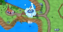 Molnspelet lär barn att förstå vattnets kretslopp