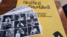 Höstfest på Davidshall med fotoutställning och logotyp-lansering 24/9