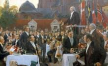 ET DYK NED I 1840'ERNES ROSKILDE