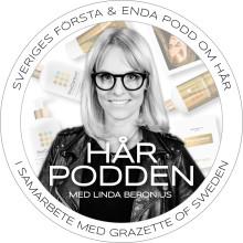 Hårpodden nominerad till Årets podd i Lifestyle Awards