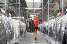 Fleksibel logistik til dansk modetøj