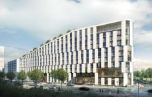 Scandic öppnar ett av Frankfurts största konferenshotell