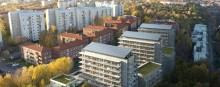 Samarbetet med Riksbyggens BRF Viva vinnare av titeln Årets Miljöbyggnad