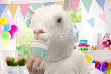 Butterick's presenterar nya dukningsset till barnkalaset