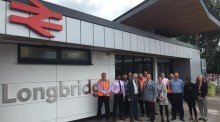 Passengers benefit from major transformation of Longbridge station