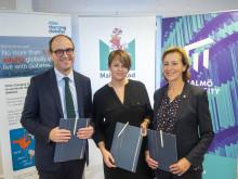 Nu är Malmö med i det globala projektet Cities Changing Diabetes för att bromsa utvecklingen av typ 2-diabetes