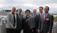 Tourismusausschuss des Deutschen Bundestages informiert sich in Norwegen