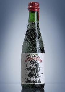Sveriges starkaste öl bryggs på pepparkaka
