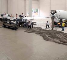 Fugefrie gulv gir lavere kostnader