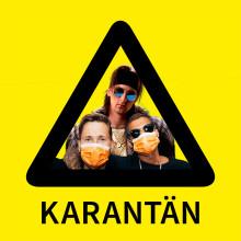"""Samir & Viktor släpper singeln """"Karantän"""" medans de sitter i karantän"""