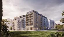 Einar Mattsson utvecklar och uppför 200 bostäder på östra Södermalm