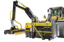 Nytt motorpaket visar produktivitet och miljönytta på MaskinExpo