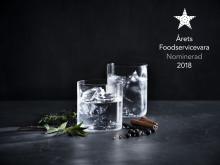 Hernö Gin nominerade till Årets foodservicevara.