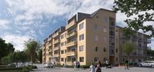 Wästbygg bygger miljöcertifierade bostäder åt SKB i Bromma