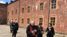 Kansainvälinen retriitti tuo osallistujia ympäri maailmaa Suomen sisällissodan vankileireille 2.7.–5.7.2019