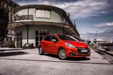 Nye Peugeot-kunder betaler mindst i grøn afgift