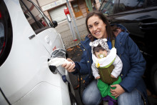 MKB stöttar elbilsprojekt som ska bidra till en mer hållbar stadsutveckling