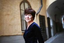 Hallå där, Karin Tegenborg Falkdalen!